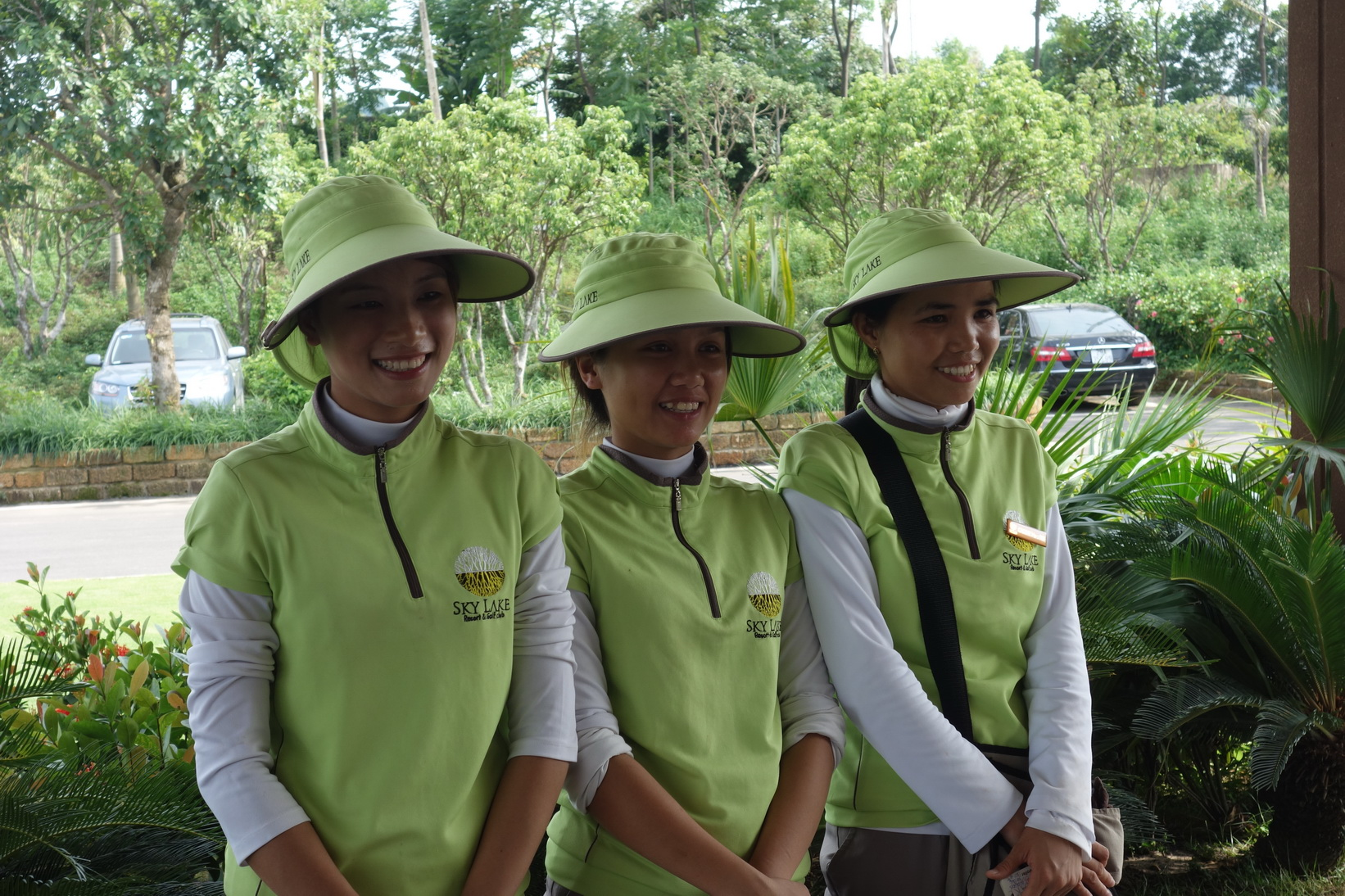 Vietnam Golf Caddies
