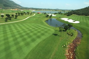 Vietnam Golf Course